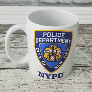 NYPD and FDNY Coffee Mugs