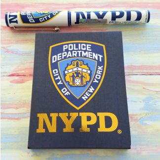 NYPD Notebooks & Notepads