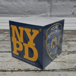NYPD Pad Cubes