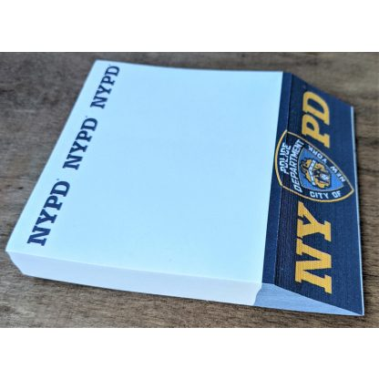NYPD Memo Pad