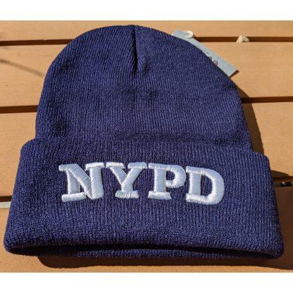 NYPD Blue Beanie