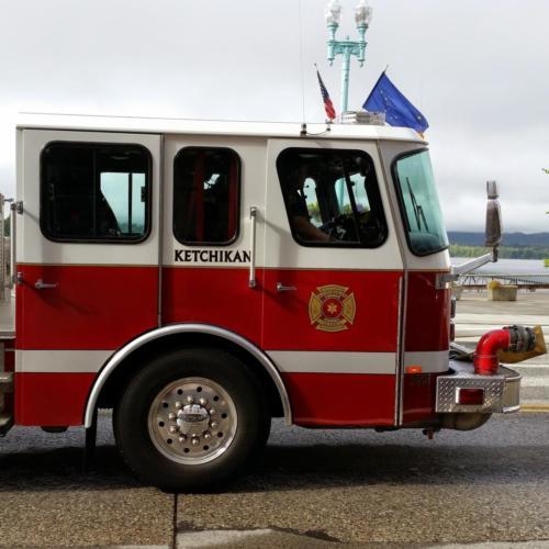 Ketchikan, Alaska Fire Department